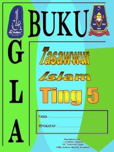 Buku GLA Tingkatan 5